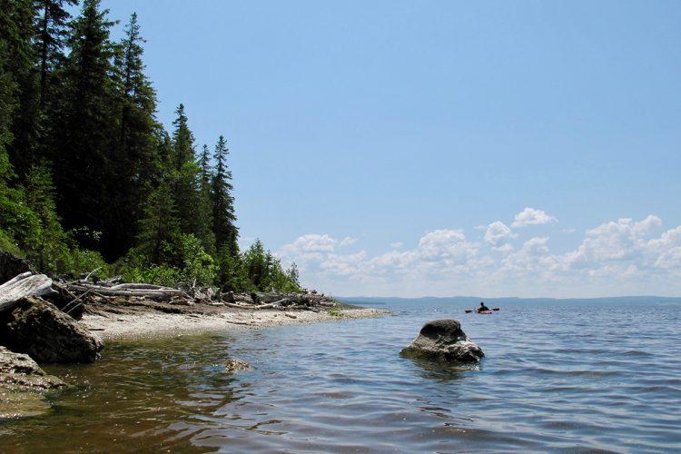 Lac Témiscamingue Section 1 095