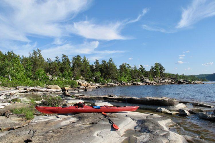 Lac Témiscamingue Section 1 100