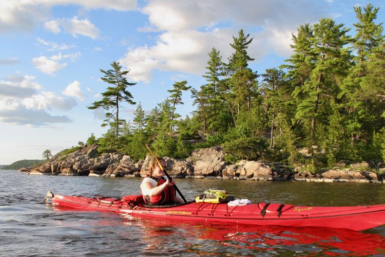 Lac Témiscamingue Section 1 170