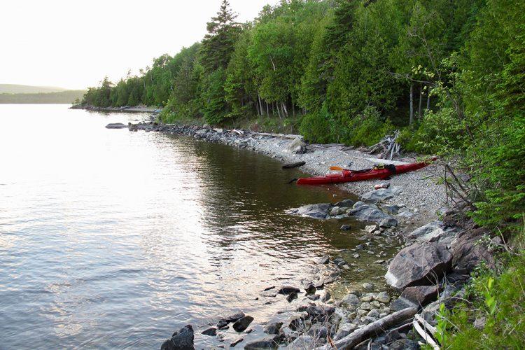 Lac Témiscamingue Section 1 180