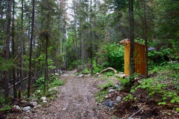 Sentier Pointe Aux Roches