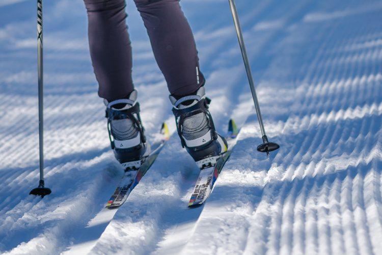 Ski De Fond At