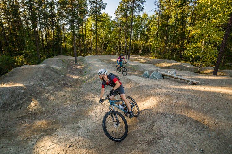 Vélo De Montagne Forêt Récréative 1188